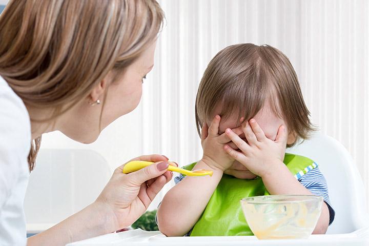 راهکار درمان بی اشتهایی در کودکان ناشی از دندان درآوردن و رشد 9